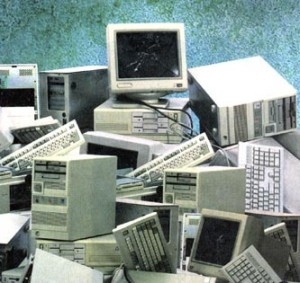 Finding Uses for Old Computers