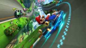 Mario Kart 8 Great for Whole Family