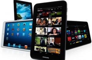 Several different brands of tablets | Mobile-PC-Medics.com
