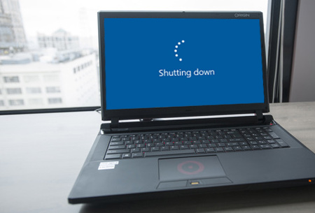 Fix Laptop shuts down or freezes Problems