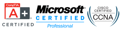 Cisco and Microsoft Certified